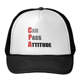 CPA: Can Pass Attitude Trucker Hat