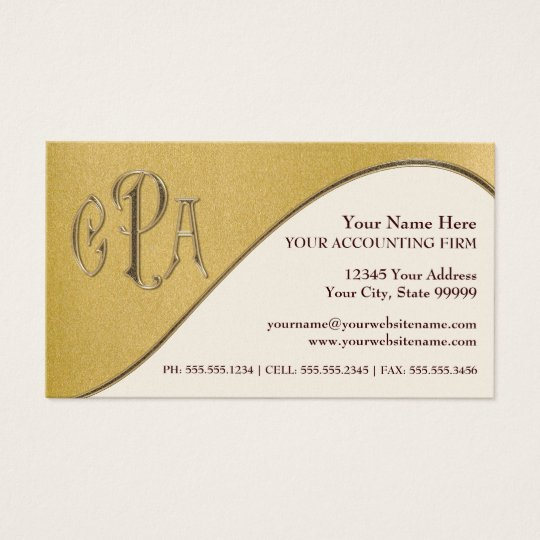 Cpa business card examples arts arts cpa certified public accountant business ta card colourmoves