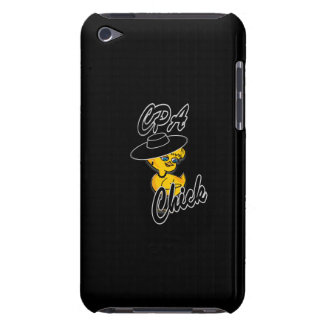 CPA Chick #4 iPod Touch Case