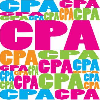 CPA colorido Escultura Fotografica