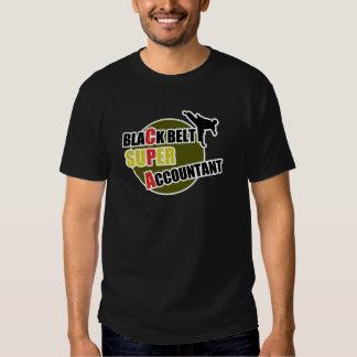 CPA: Contables de la correa negra Camisas