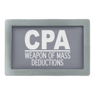 CPA custom color belt buckle
