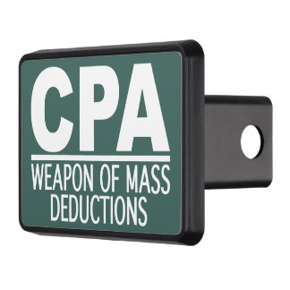 CPA custom color hitch cover
