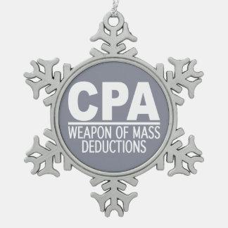 CPA custom color ornaments