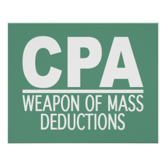 CPA custom color poster