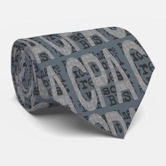CPA Extraordinaire Neck Tie