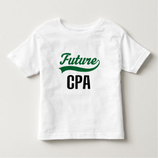 Cpa (Future) Child Toddler T-shirt