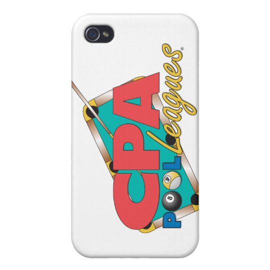 CPA Logo Designs Cover For iPhone 4