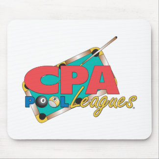 CPA Logo Designs Mouse Pad