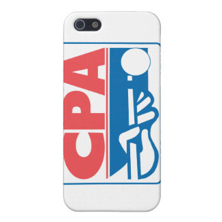 CPA Logo iPhone SE/5/5s Case