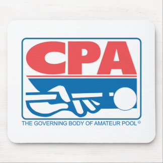 CPA Logo Mouse Pad
