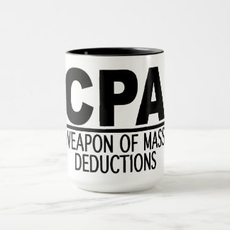 CPA mug – choose style & color