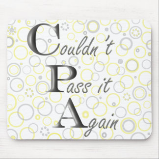 CPA: ¡No podía pasarlo otra vez! Mousepads