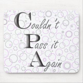 CPA: ¡No podía pasarlo otra vez! Alfombrilla De Ratones