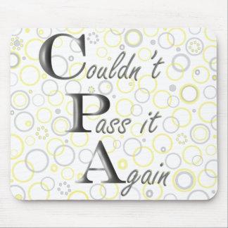 CPA: ¡No podía pasarlo otra vez! Alfombrillas De Ratones
