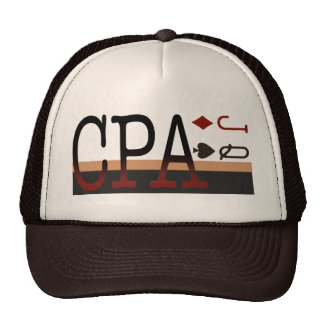 CPA Stuff Trucker Hat