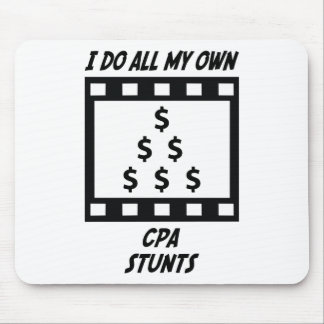 CPA Stunts Mouse Pads