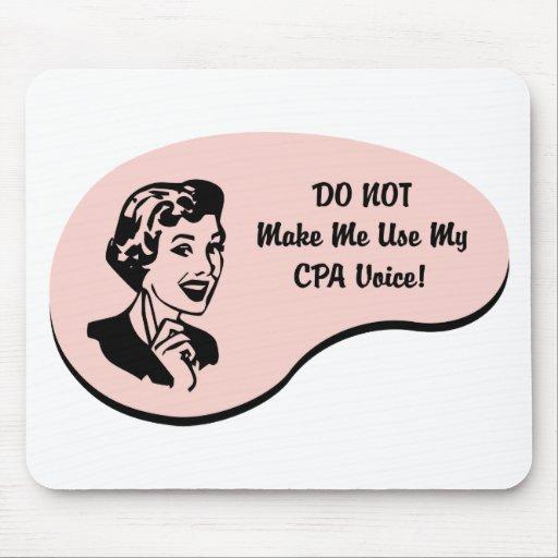 CPA Voice Mouse Mat