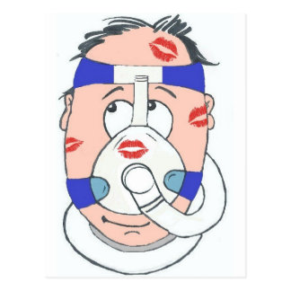 CPAP Users Make Better Lovers Postcard