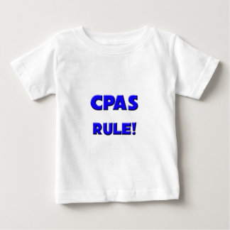 Cpas Rule! Baby T-Shirt