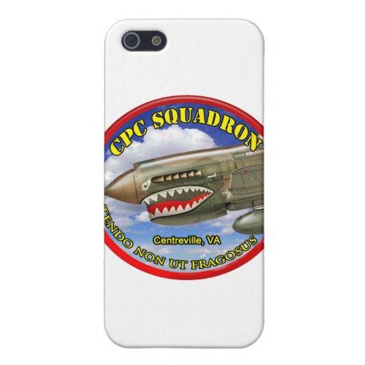 CPC Squadron Merchandise iPhone 5 Case