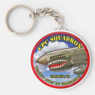 CPC Squadron Merchandise Keychain