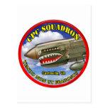 CPC Squadron Merchandise Postcard
