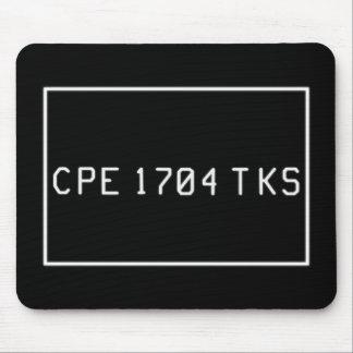 CPE 1704 TKS MOUSE PAD