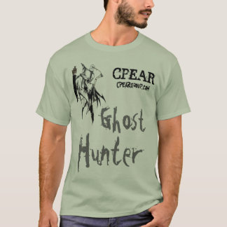 CPEAR Ghost Hunter shirt