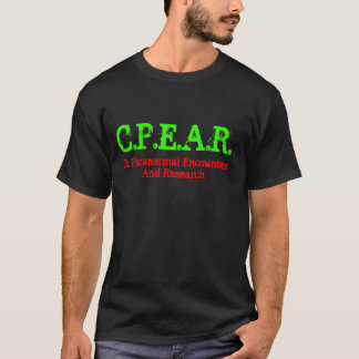 CPEAR ghosts were people too T-Shirt