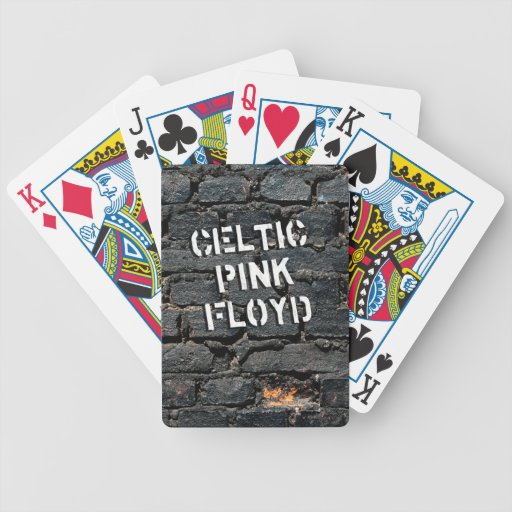 CPF logo Bicycle Card Deck