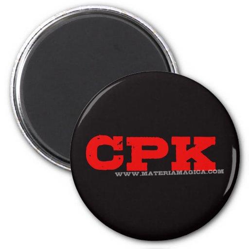 CPK Magnet