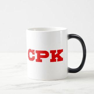 CPK Morphing Mug