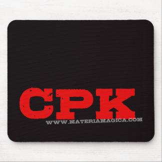 CPK Mousepad