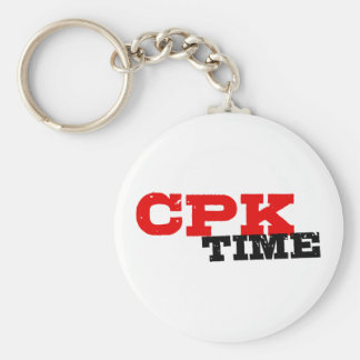 CPK Time Keychain