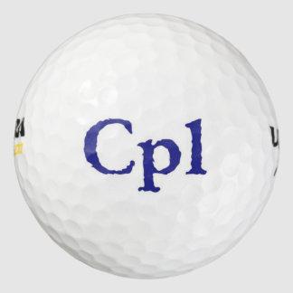 Cpl Golf Balls