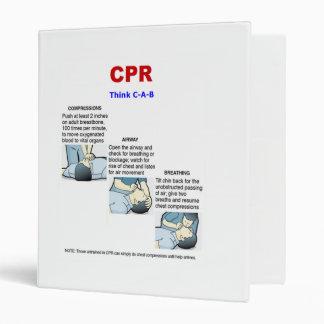 CPR - Binder