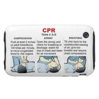 CPR - caso del iPhone 3 Compañero-Duro iPhone 3 Tough Cobertura