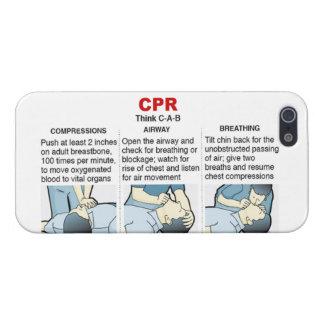 CPR - caso del iPhone 5 iPhone 5 Carcasa