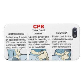 CPR - caso del iPhone 5 iPhone 5 Funda