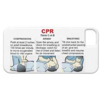 CPR - compañero del caso del iPhone 5 Funda Para iPhone SE/5/5s