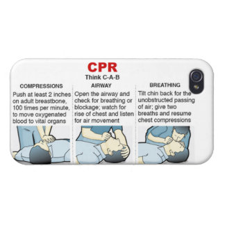 CPR - iPhone 4 Case