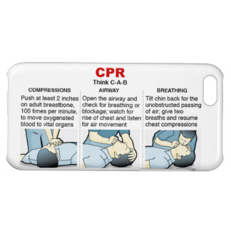 CPR - iPhone 5 Case