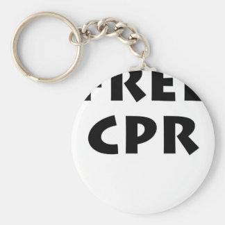 CPR libre Llaveros