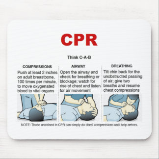 CPR - Mousepad