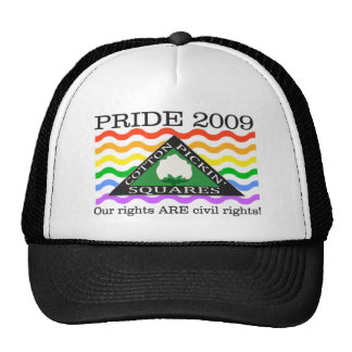 CPS2009 TRUCKER HAT