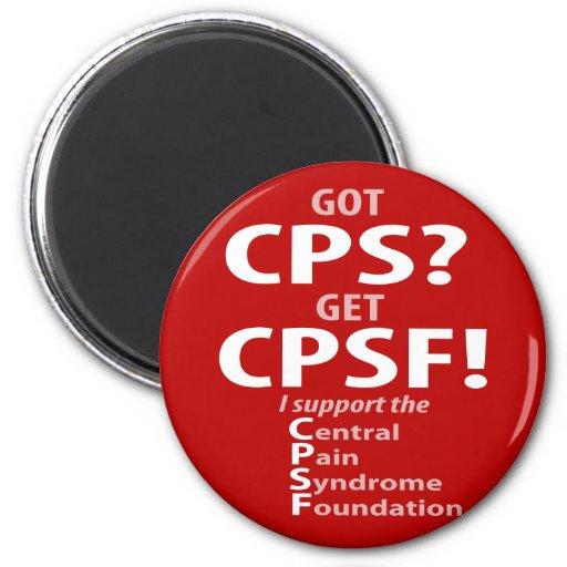 ¿CPS conseguido? ¡Consiga CPSF! Iman