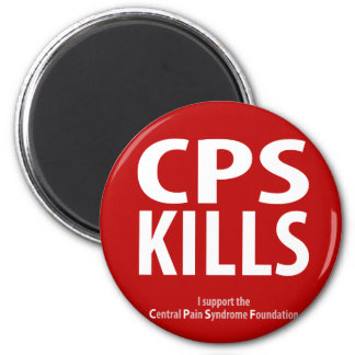 CPS KILLS MAGNET