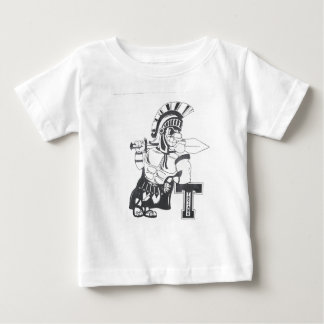 Cps Trojans Under 14 Tee Shirt