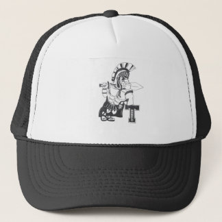 Cps Trojans Under 14 Trucker Hat